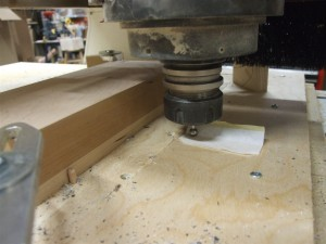 Carving process-#2-Setting up the machine-Z-Bottom