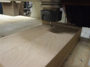 Carving process-#3-Setting up the machine-Z-Clearance plane
